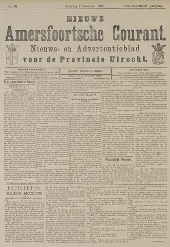 Nieuwe Amersfoortsche Courant 1904-11-05