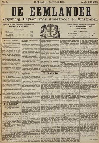 De Eemlander 1908-01-14
