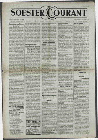 Soester Courant 1951-10-26