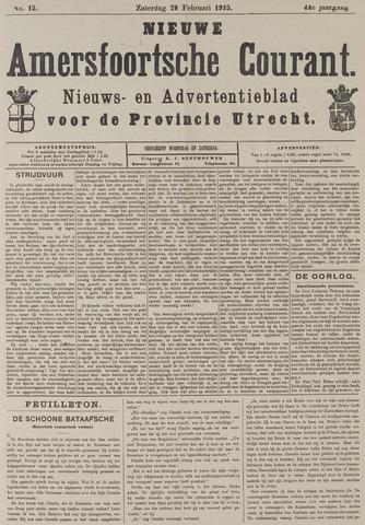 Nieuwe Amersfoortsche Courant 1915-02-20