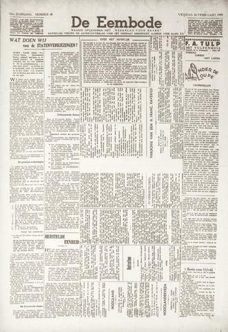 De Eembode 1939-02-24