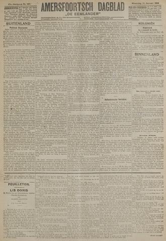 Amersfoortsch Dagblad / De Eemlander 1919-01-13