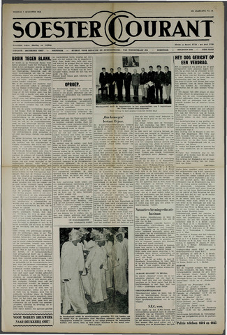 Soester Courant 1963-08-09