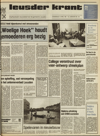 Leusder Krant 1984-04-12