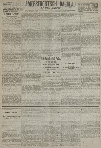 Amersfoortsch Dagblad / De Eemlander 1918-08-28