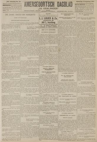 Amersfoortsch Dagblad / De Eemlander 1927-08-08