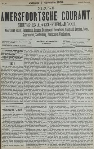 Nieuwe Amersfoortsche Courant 1880-11-06