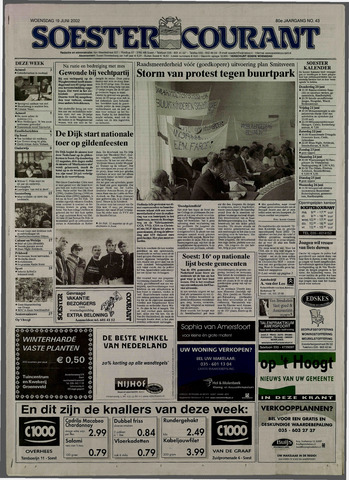 Soester Courant 2002-06-19