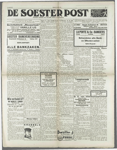 Soester Courant 1931-07-31
