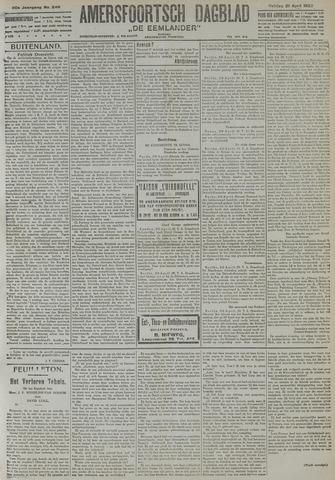 Amersfoortsch Dagblad / De Eemlander 1922-04-21