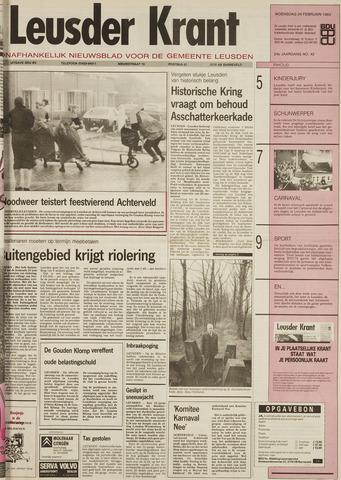 Leusder Krant 1993-02-24