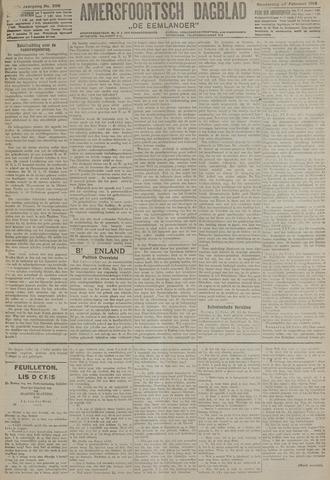 Amersfoortsch Dagblad / De Eemlander 1919-02-27