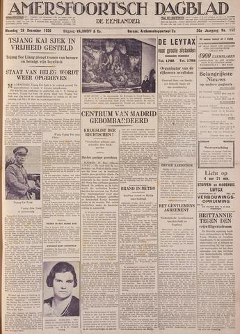 Amersfoortsch Dagblad / De Eemlander 1936-12-28
