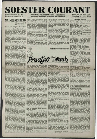Soester Courant 1946-10-15