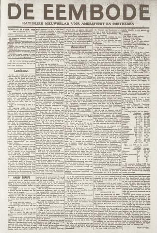 De Eembode 1921-02-22