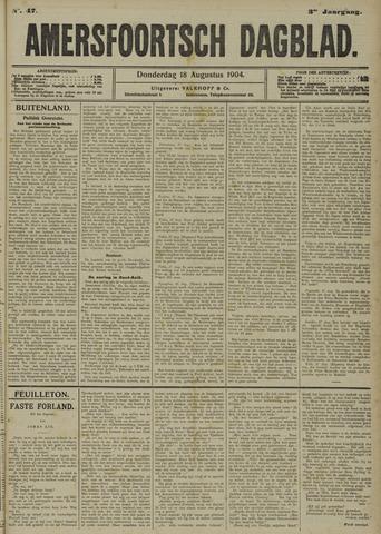 Amersfoortsch Dagblad 1904-08-18