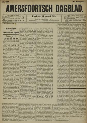 Amersfoortsch Dagblad 1909-01-14