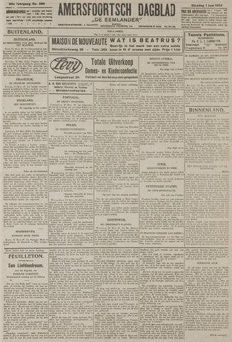 Amersfoortsch Dagblad / De Eemlander 1926-06-01