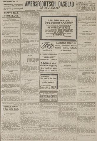 Amersfoortsch Dagblad / De Eemlander 1926-01-22