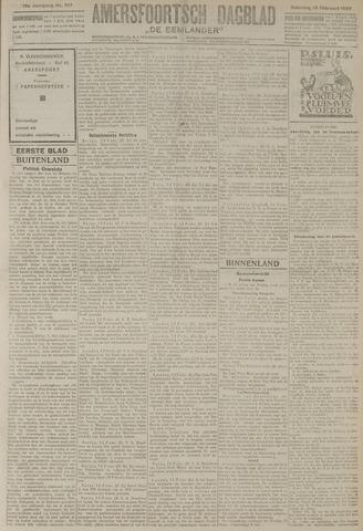 Amersfoortsch Dagblad / De Eemlander 1920-02-14