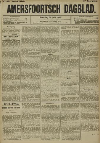 Amersfoortsch Dagblad 1905-07-29