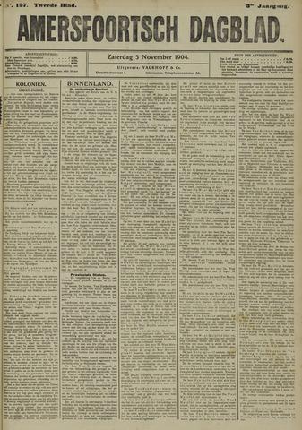 Amersfoortsch Dagblad 1904-11-05