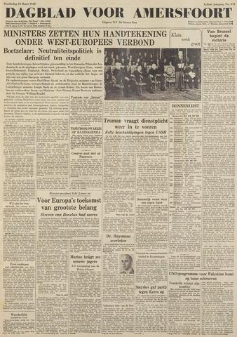 Dagblad voor Amersfoort 1948-03-18