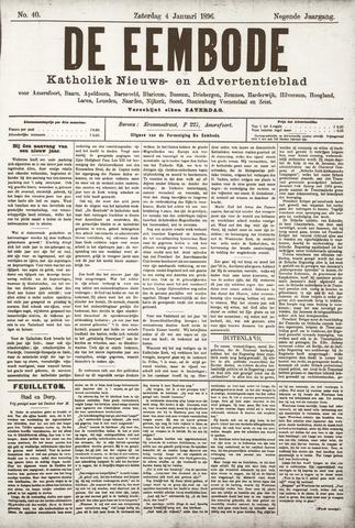 De Eembode 1896