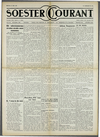Soester Courant 1959-05-26