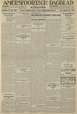 Amersfoortsch Dagblad / De Eemlander 1932-06-29