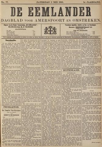 De Eemlander 1908-05-02