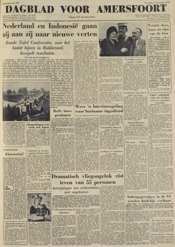 Dagblad voor Amersfoort 1949-11-02