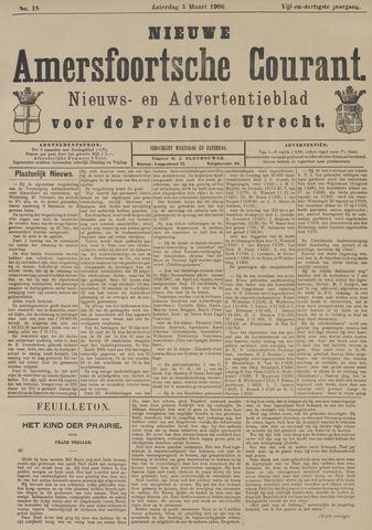 Nieuwe Amersfoortsche Courant 1906-03-03