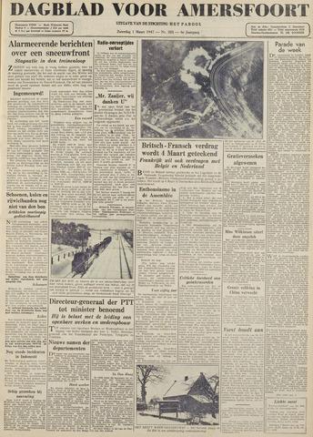 Dagblad voor Amersfoort 1947-03-01