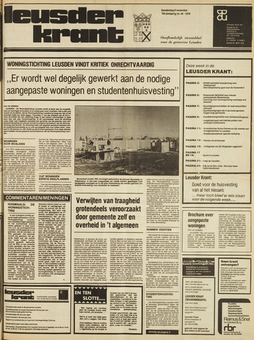 Leusder Krant 1978-11-09