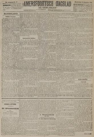 Amersfoortsch Dagblad / De Eemlander 1919-08-14