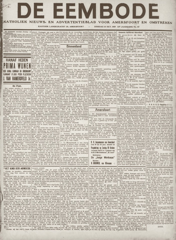 De Eembode 1919-10-14
