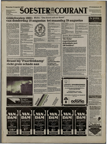 Soester Courant 1983-08-10