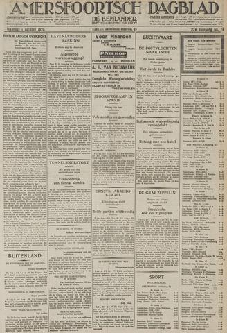 Amersfoortsch Dagblad / De Eemlander 1928-10-01