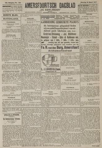 Amersfoortsch Dagblad / De Eemlander 1927-03-15