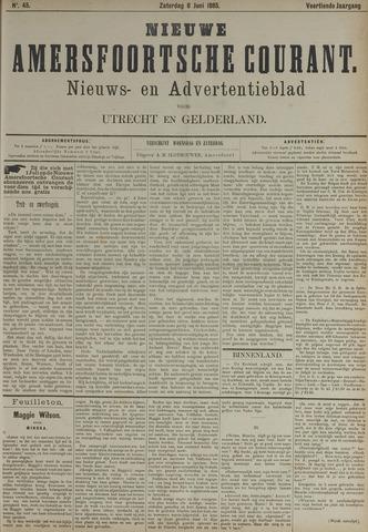 Nieuwe Amersfoortsche Courant 1885-06-06