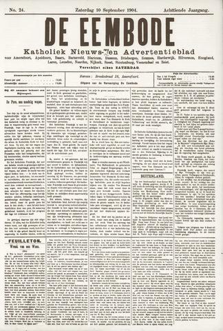 De Eembode 1904-09-10