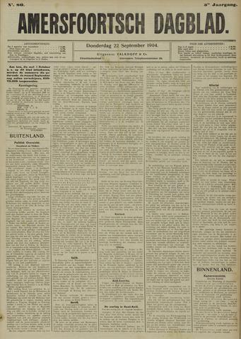 Amersfoortsch Dagblad 1904-09-22