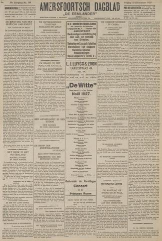 Amersfoortsch Dagblad / De Eemlander 1927-12-23