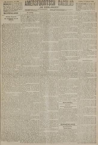 Amersfoortsch Dagblad / De Eemlander 1918-02-15