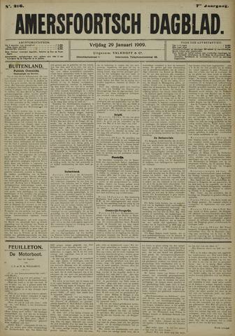 Amersfoortsch Dagblad 1909-01-29