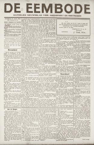 De Eembode 1920-08-17