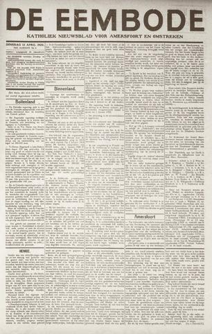 De Eembode 1920-04-13