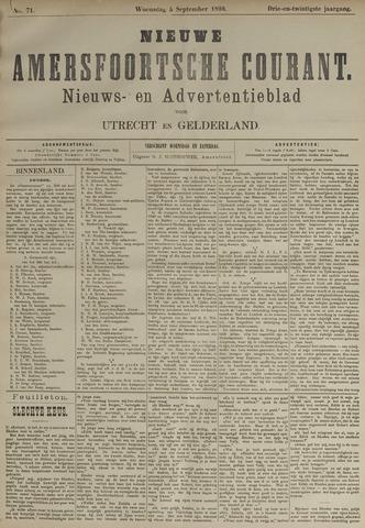 Nieuwe Amersfoortsche Courant 1894-09-05