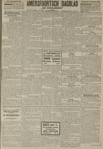 Amersfoortsch Dagblad / De Eemlander 1923-08-02